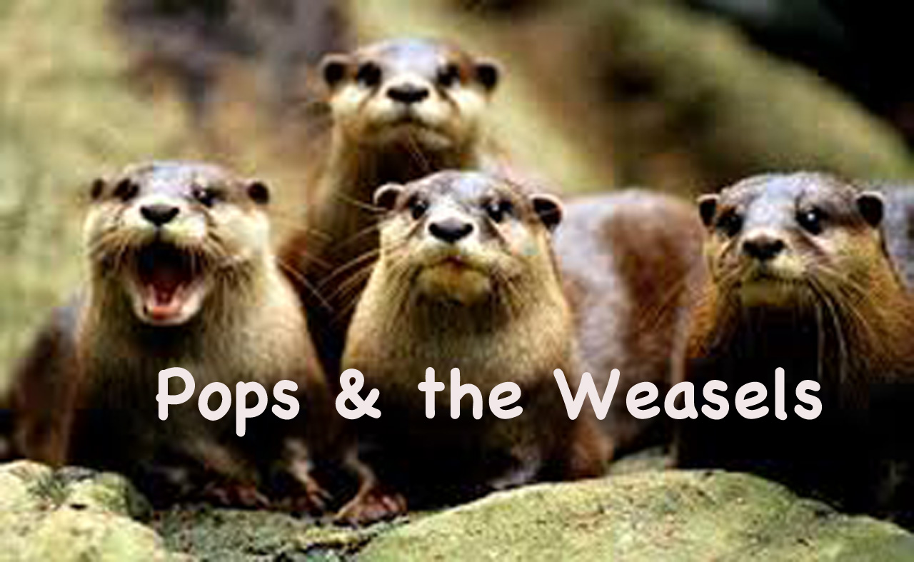 Pops And The Weasels